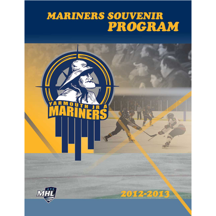 Collaborative Project Yarmouth Mariners Magazine 2012-2013