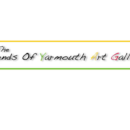 Friends of Yarmouth Art Gallery Logo