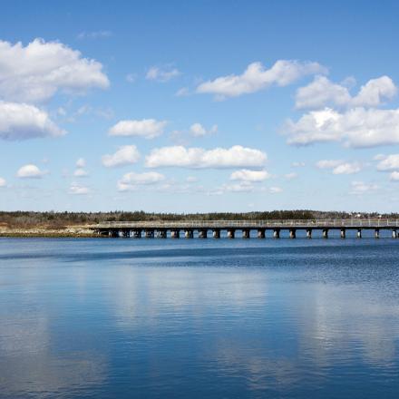 Scenery-Lockeport-Bridge