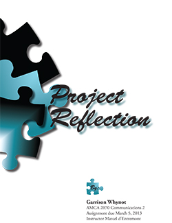 GarryWhynot-Project Reflection